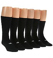 Champion Double Dry Performance Athletic Crew Sock - 6 Pack CH600