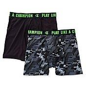 Champion Ultra Lightweight Boxer Briefs - 2 Pack CHLW