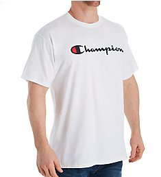 Champion Classic Graphic Logo Jersey T-Shirt GT23H
