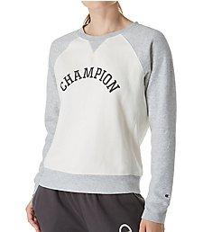 Champion Heritage Fleece Crewneck Pullover W9534G