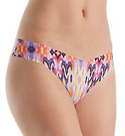 Commando Thong Low-Rise CT