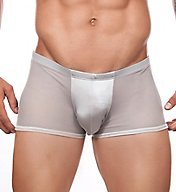 Cover Male Seductive Large Pouch See Through Trunk CM164
