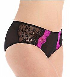 Creme Bralee Bettina Lace Boyshort Panty 12313BL
