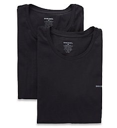 Diesel Essentials Randal Crew Neck T-Shirts - 2 Pack SHGSJAQX