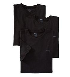 Diesel Essentials Jake Cotton Crew Neck T-Shirt - 3 Pack SPDGAALW