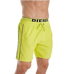 Diesel Seaside 6 Inch Swim Trunks SVXPKAKY