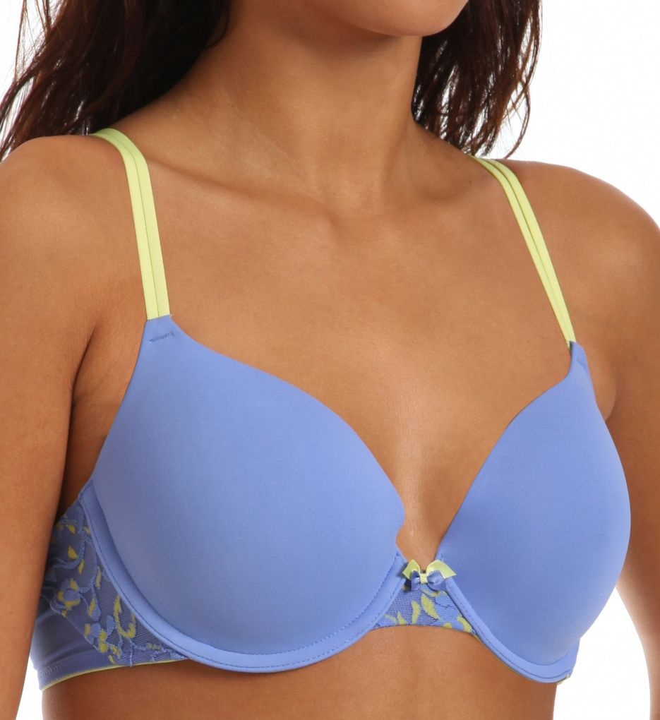 DKNY Signature Lace T-Shirt Perfect Coverage Bra 451209