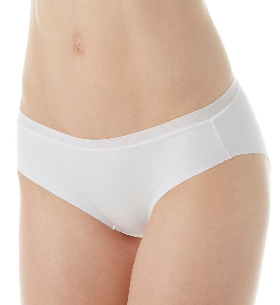 DKNY Downtown Cotton No Visible Panty Line Bikini Panty DK1027