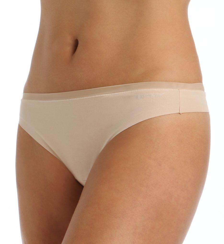 DKNY Downtown Cotton No Visible Panty Line Thong DK1028