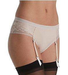 DKNY Sheer Lace Garter Panty DK2011