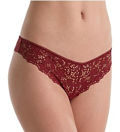 DKNY Classic Lace Thong DK5008