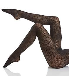 DKNY Hosiery Modern Lace Tight DYF008