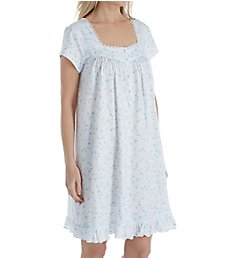 Eileen West Happy Day Jersey Short Nightgown 5019870