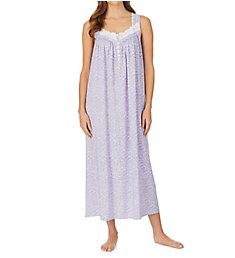 Eileen West Rayon Etched Tapestry Ballet Nightgown 5220044