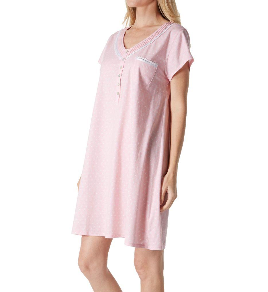 Eileen West Jersey Short Nightgown 5316144