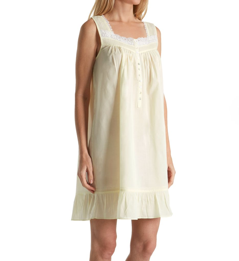 Eileen West Buttercup Short Chemise 5316154
