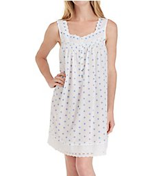 Eileen West Blues Short Chemise 5319859