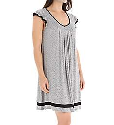 Ellen Tracy Yours To Love Short Sleeve Chemise 8015331