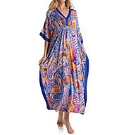 Ellen Tracy Cubana Cool Long Caftan 8018522