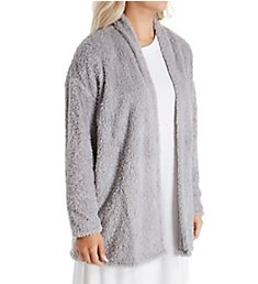 Ellen Tracy Shaggy Chenille Bed Jacket 8121466