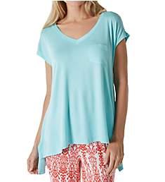 Ellen Tracy Hot in Havana Short Sleeve Top 8518527
