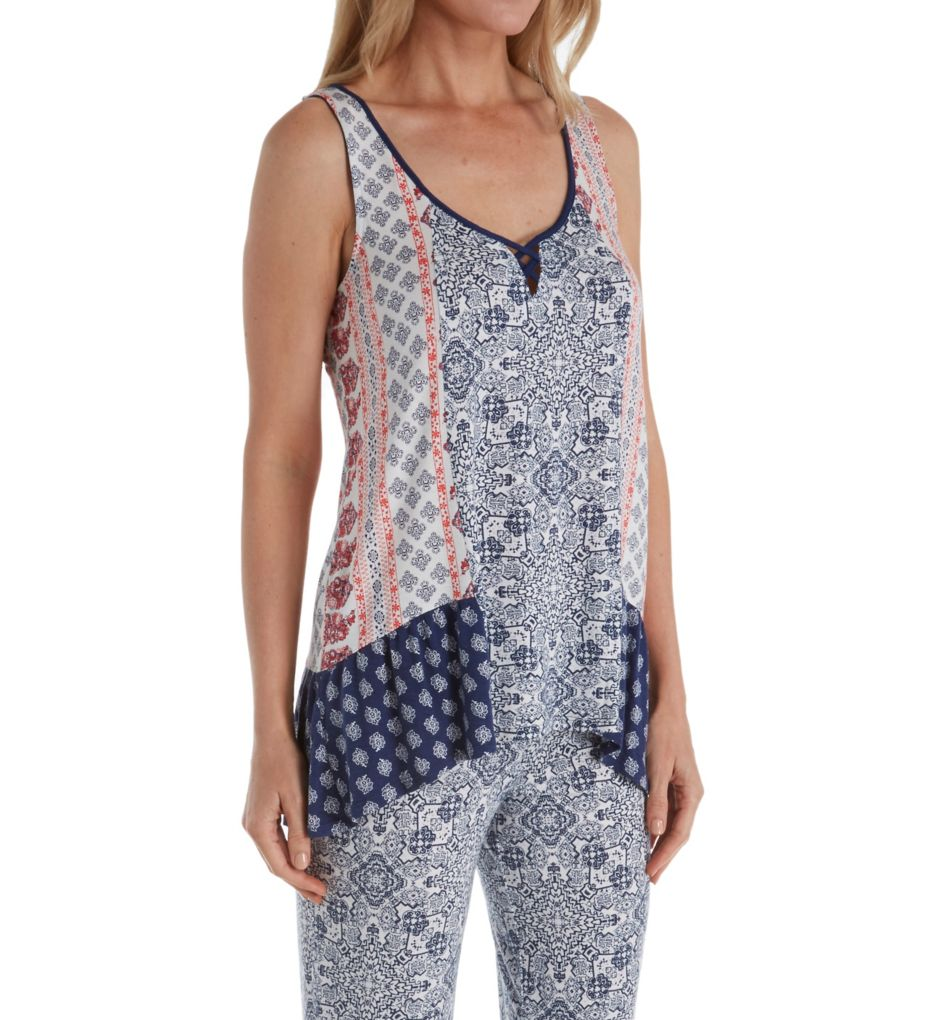 Ellen Tracy Geo PJ Tank Set 8718670