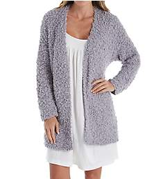 Ellen Tracy Cozy Boucle Bed Jacket 8921322