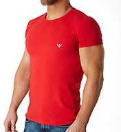 Emporio Armani Athletics Big Eagle Crew Neck T-Shirt 0356A725