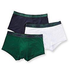 Emporio Armani Monogram Boxer Briefs - 3 Pack 4738A715