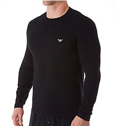 Emporio Armani Endurance Cotton Stretch Long Sleeve T-Shirt 6539A720