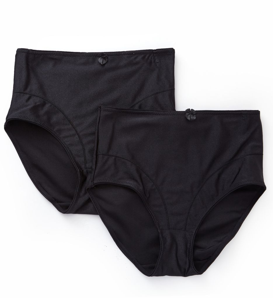 Exquisite Form Basic Shaper Brief Panty - 2 Pack 070402A