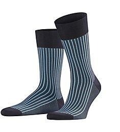 Falke Oxford Stripe Sock 13396