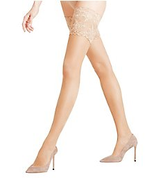 Falke Seidenglatt 15 Denier Stay Up Thigh Highs 41590