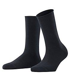 Falke Happy Cotton Comfort Socks - 2 Pack 46417