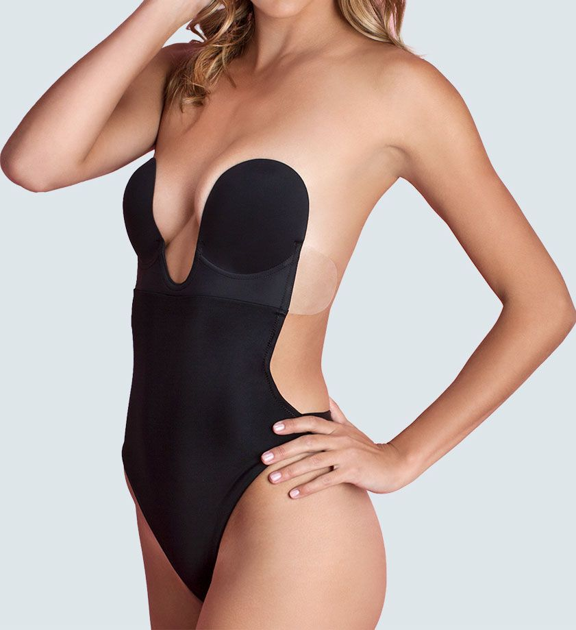 Fashion Forms Backless Strapless Bodysuit 29053