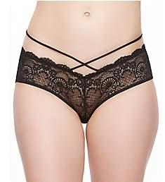 Fleur't Velvet Crush Lace Cheeky Panty 2230