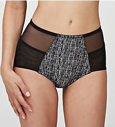 Fortnight Willow Seamless High Waist Brief Panty 899-37