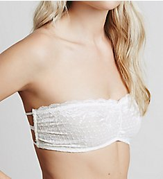 Free People Galloon Lace Essential Bandeau Bra F511406