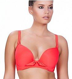 Freya Remix Deco Swim Underwire Plunge Bikini Swim Top AS3284