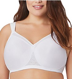 Glamorise Soft Shoulders T-Shirt Bra with Seamless Straps 1080