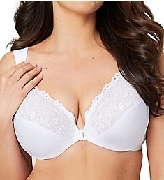 Glamorise Elegance Front Close Wonderwire Bra 1245