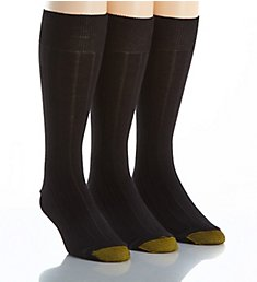 Gold Toe Hampton Moisture Control Crew Socks - 3 Pack 2054S