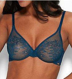 Gossard Glossies Lace Sheer Bra 13001