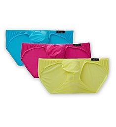 Gregg Homme Torridz Hyperstretch Low Rise Briefs - 3 Pack 87403PK