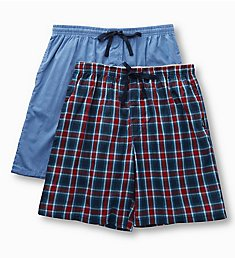 Hanes Ultimate Woven Jams - 2 Pack 4026A