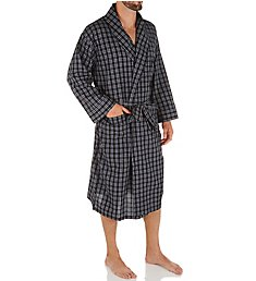 Hanes Big Man Woven Shawl Robe 4204B