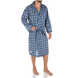 Hanes Tall Man Woven Shawl Robe 4204T