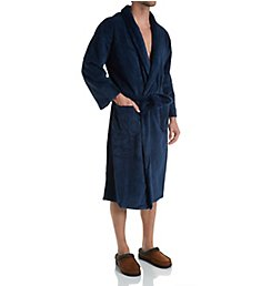 Hanes Tall Man Ultimate Plush Soft Touch Robe 4210T
