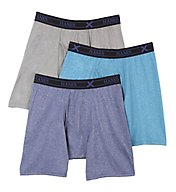 Hanes X-Temp Assorted Performance Boxer Briefs - 3 Pack UPB1A3