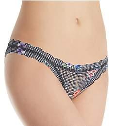Hanky Panky Printed Brazilian Bikini Panty 482102p
